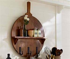Decorative wall shelves with hooks : Decorative wooden wall shelves home design lover