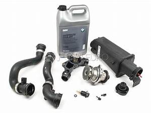 Bmw Cooling System Overhaul Kit With Water Pump