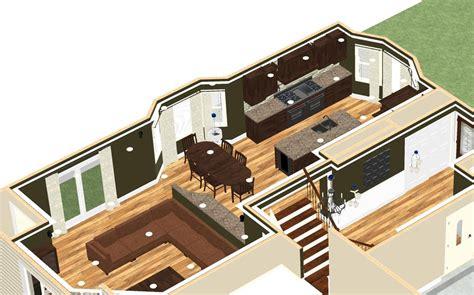 kitchen remodel   open floor plan  north brunswick nj design build planners