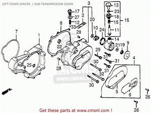 1984 Trx 200 Cdi Wiring Diagram