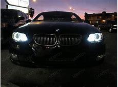 2008 BMW 335i Coupe Gets LED BMW Angel Eyes iJDMTOY Blog