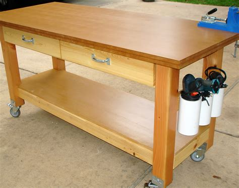 rolling work benches home design ideas