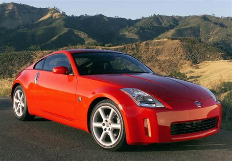 2002 Nissan 350z (us) Z33 Related Infomation
