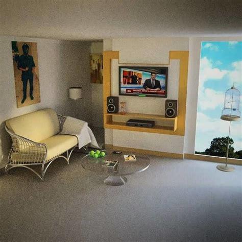 model chambre 3d model chambre