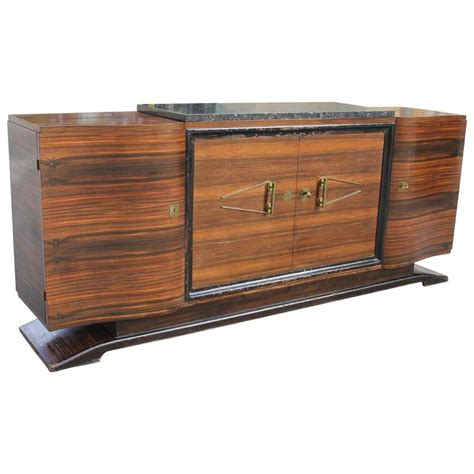 Deco Sideboards by Masterpiece Deco Sideboard Or Buffet Macassar