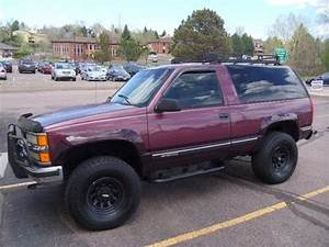 Purchase Used 1997 Gm Chevy Tahoe Rare 2dr Ls 9k On Engine