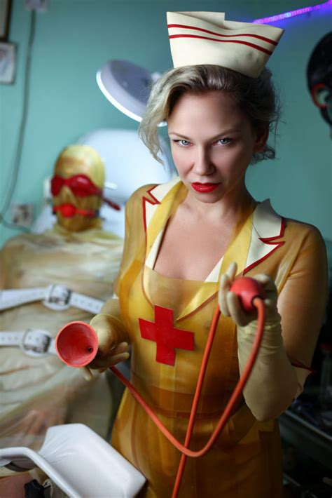 Medical BDSM - The Inka Klinic