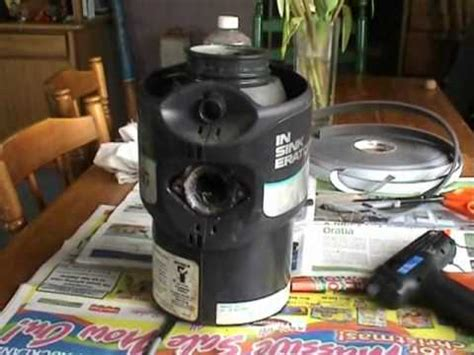 garbage disposal installation wmv funnydog tv
