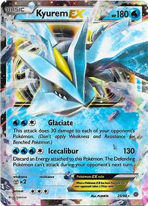 Kyurem-EX (Ancient Origins 25) - Bulbapedia, the community ...