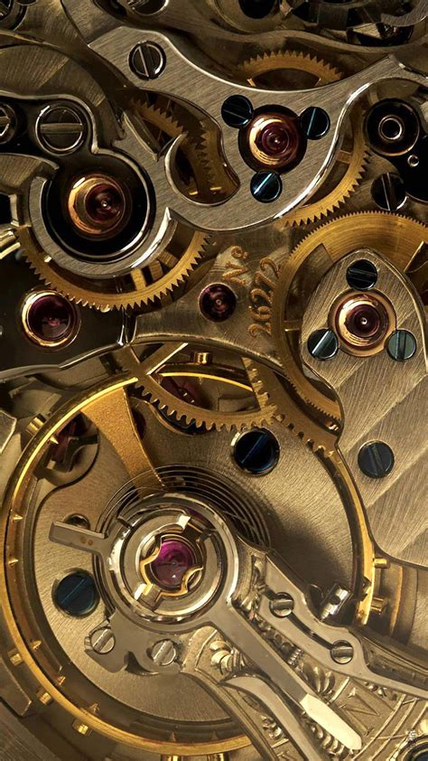 Mechanical Gear APUS Live Wallpaper for Android - APK Download