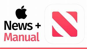 Apple News   Manual Guide