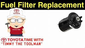 Fuel Filter Replacement