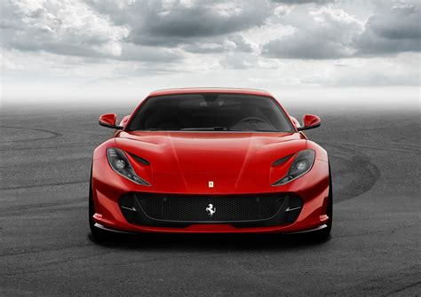 Ferrari Car :  The New F12 Rolls Into Geneva By