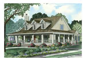 Farmhouse Plans With Front Porch Photo by Eplans Farmhouse House Plan Wraparound Front Porch