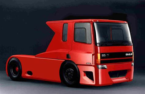 daf trucks race truck and concept truck 1995 corrozeria
