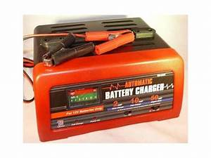 12  2  50 Amp 12 Volt Battery Charger Jump Engine Starter