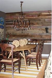 dining room wall art rustic chicago by reclaimed With rustic dining room wall decor