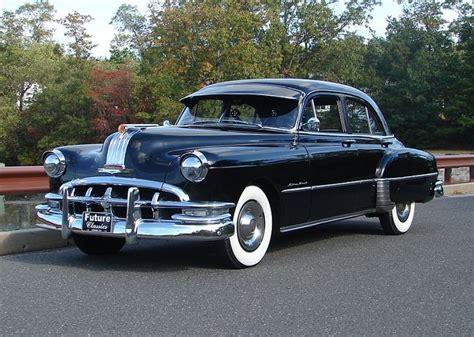 1950 Pontiac Silver Streak 4-door Sedan
