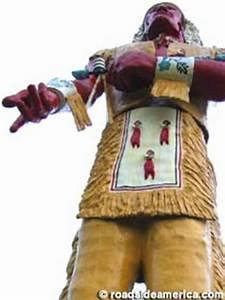 Hiawatha World s st Indian Ironwood Michigan