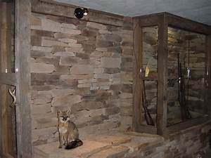 Man Cave Gun Room