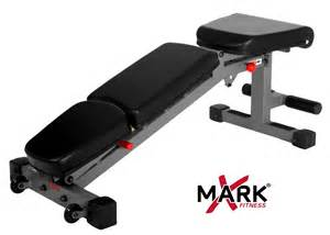 Best Adjustable Bench For Home Gym by Xmark Fitness Commercial Rated Adjustable Dumbbell Weight