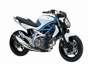 Suzuki Gladius  U201909