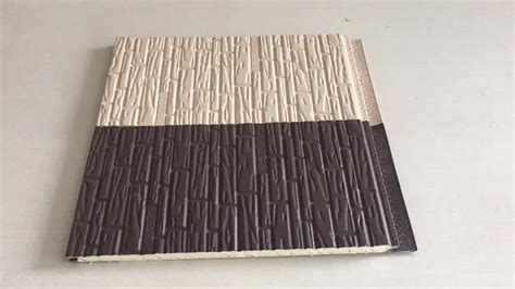 light weight decorative rv exterior wall panels with high quality buy pu sandwich wall panel