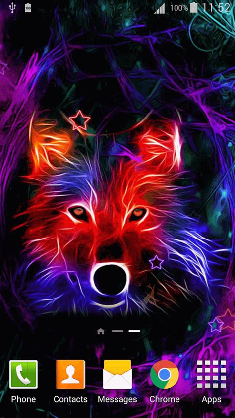 neon animals wallpaper app ranking  store data app annie