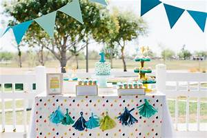 A First Birthday Picnic in the Park - Project Nursery