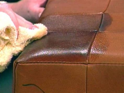 sofa reinigen spray tips for cleaning leather upholstery diy