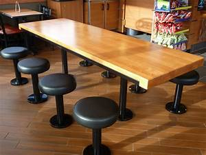 Table A Diner : custom restaurant chairs barstools contract commercial seating plymold ~ Teatrodelosmanantiales.com Idées de Décoration