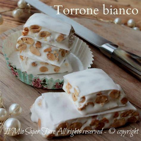 Zucchero Filato Fatto In Casa by Torrone Bianco Fatto In Casa Morbido E Goloso Con