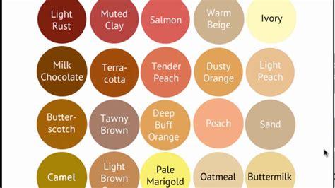 soft autumn color palette soft autumn light color palette soft warm medium