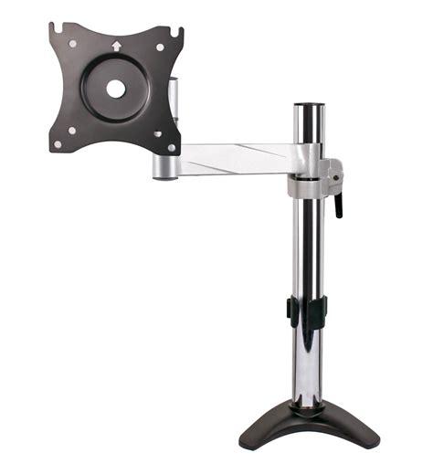 Vesa Desk Mount Articulating Arm by Adjustable Articulating Monitor Mount