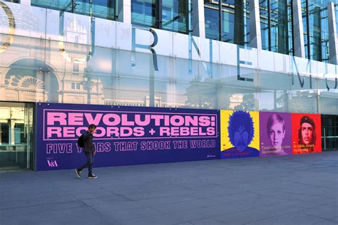 Museums Victoria Revolution Exhibition Case Study By Yoke