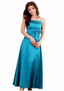 Kleider In Türkis : abendkleid t rkis mit schleifen g nstig online kaufen ~ Watch28wear.com Haus und Dekorationen