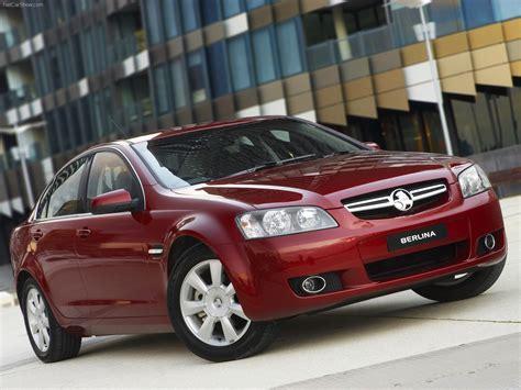 Holden Ve Commodore Berlina (2006)