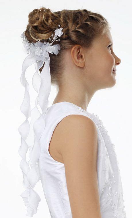 kommunion frisuren fuer lange haare evie hair