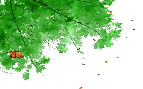 Butterfly Wallpaper For Desktop With Animation - tiny butterflies animated wallpaper