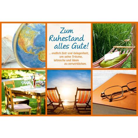 Ruhestand  Themen & Anlässe  Gutsch Verlag