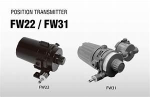 Analog Position Transmitter Fw22  Fw31