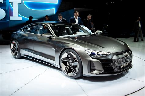 Hear the Audi E-Tron GT's Spooky Noise