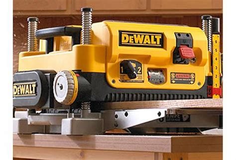 tool review benchtop planers