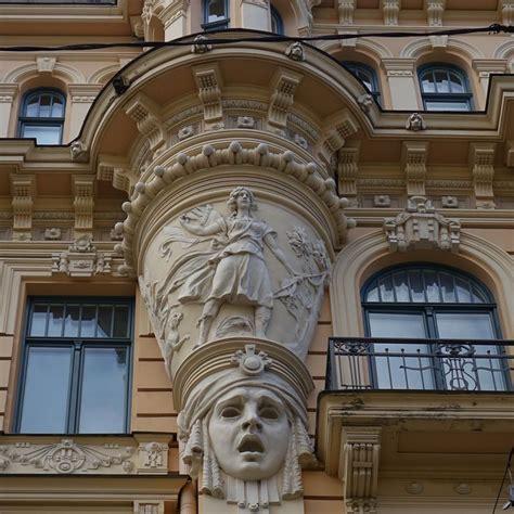 rīgā | latvija | jūgendstils | Art nouveau, Riga