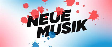Neue Musik Archive