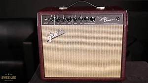Fender Limited Edition Super Champ X2 Guitar Combo Tube
