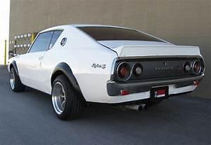 1973 Nissan Skyline GT Kenmeri Bring a Trailer