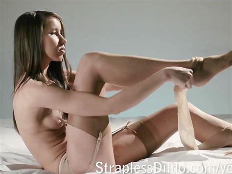 Pantyhose Encasement Over Tan Stockings Free Porn Videos