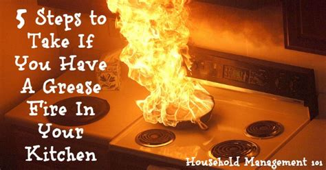 how to get grease out of kitchen cabinets kitchen grease safety tips how to safely put one out 9744