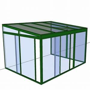 Veranda En Kit Castorama : v randa en kit isolation renforc e 6 m x 3 m veranda ~ Melissatoandfro.com Idées de Décoration